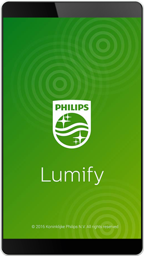 Lumify screen