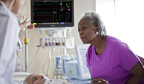Focus on your patient through strong alarm management